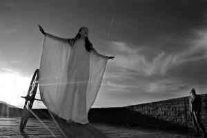 Foto dalla rappresentazione dell'Agamennone - Archiviozeta