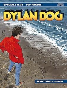 Speciale Dylan Dog n. 28: Scritti nella sabbia