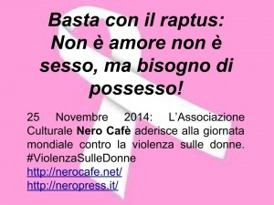 Il Femminicidio in Italia tra fenomeno mediatico e realtà