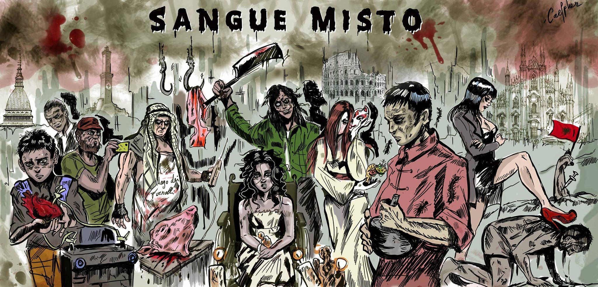 Sangue misto: il primo horror multietnico italiano