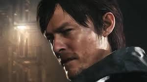 Silent Hill con la faccia di Norman Reedus