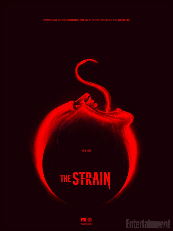 The Strain, i vampiri di Guillermo Del Toro