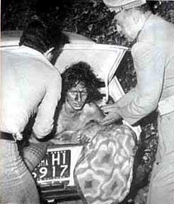 Il ritrovamento di Donatella Colasanti sopravvissuta al massacro del Circeo