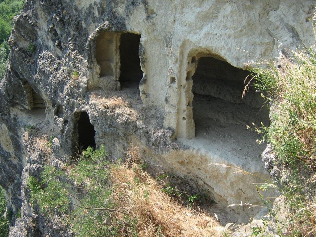 Grotte delle fate di Urbiano