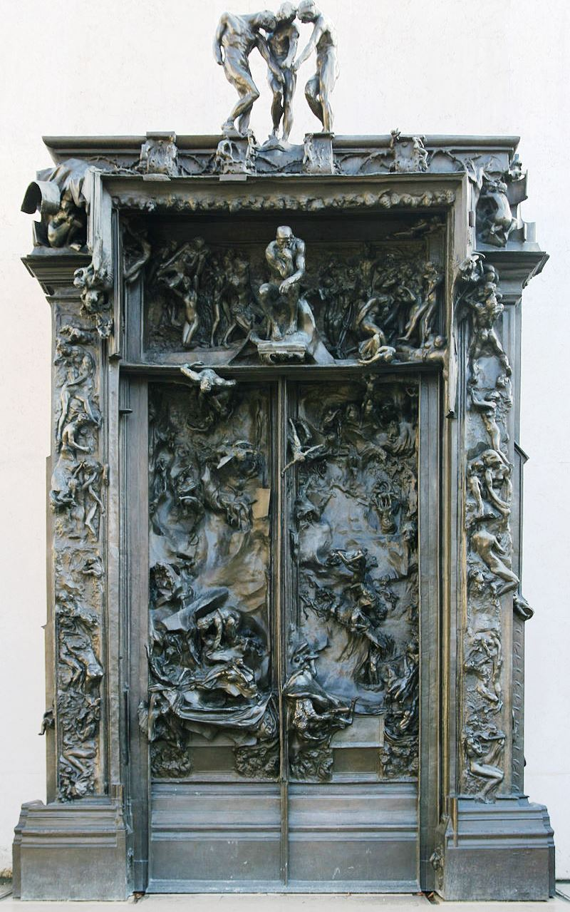 12-porta-dellinferno-di-rodin