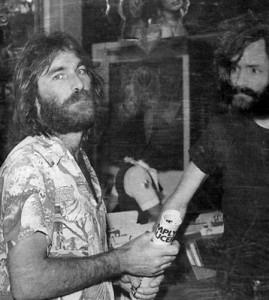 Dennis Wilson e Charles Manson