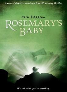 """Locandina di """"Rosemary's baby"""""""