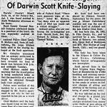 Primo luglio 1969: Charles Manson spara a Bernard Crowe