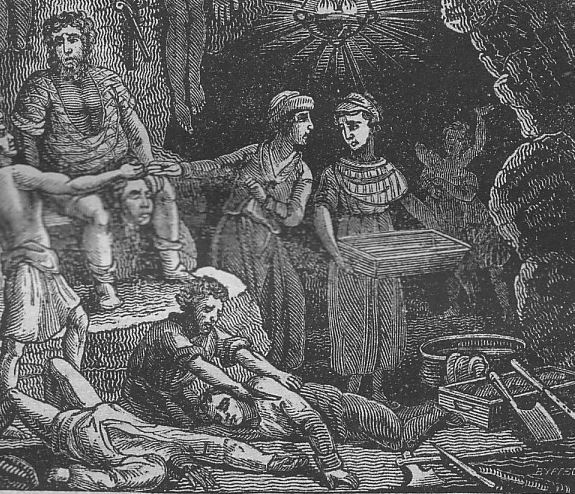 La famiglia cannibale di Sawney Bean | Nero Cafè